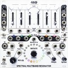 4ms - Spectral Multiband Resonator