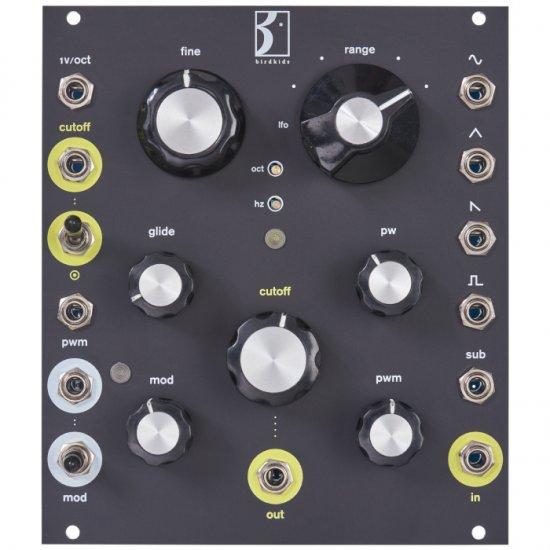 Birdkids - The Bateleur VCO mkII [BKBVCO2] - 459,00 € - Raw Voltage -  Modular Store Vienna
