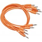 Black Market - Patchkabel 9cm 5er Pack (orange)