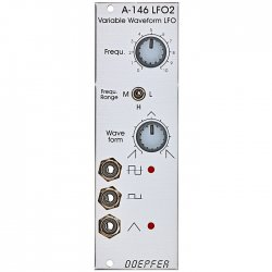 doepfer a 146 low frequency oscillator 2 lfo 2 a 146 70 00 raw voltage modular store. Black Bedroom Furniture Sets. Home Design Ideas