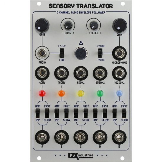 LZX Industries - Sensory Translator - Click Image to Close