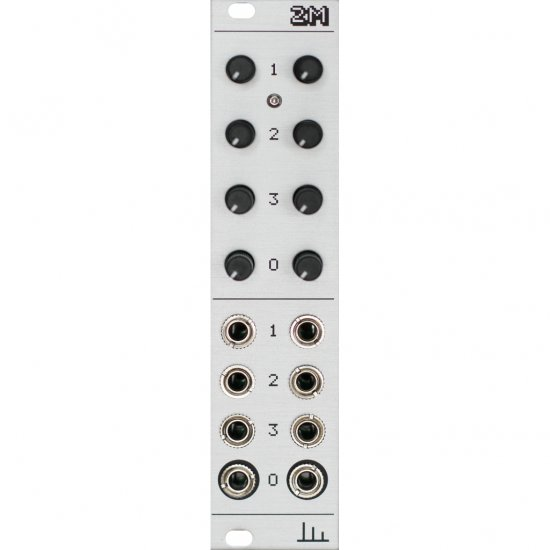 Transient Modules - 2M - 6 channel mixer - DIY Kit - Click Image to Close