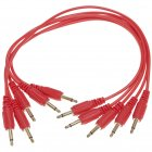 Verbos Patchcable 22cm red (5-Pack)