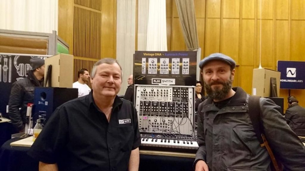 Happy to announce that Allan from ajhsynth will be attendinghellip